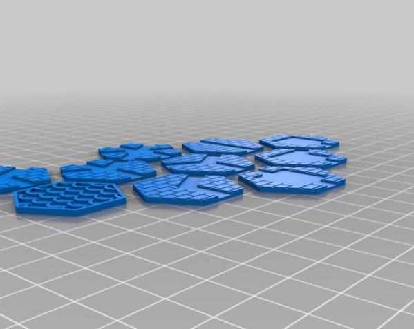 地下城 3D模型  图11
