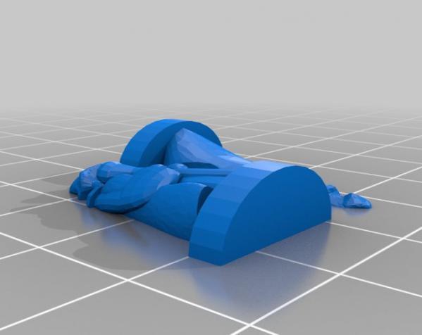 地下城 3D模型  图15