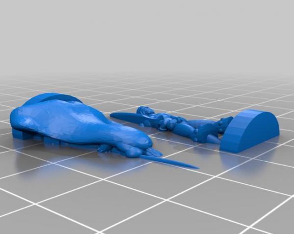 地下城 3D模型  图17