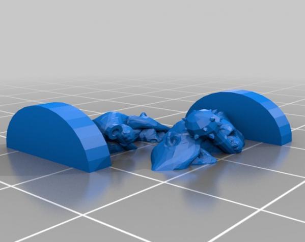 地下城 3D模型  图19