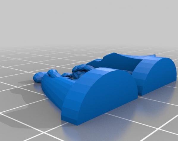 地下城 3D模型  图21