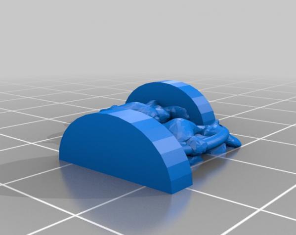 地下城 3D模型  图25