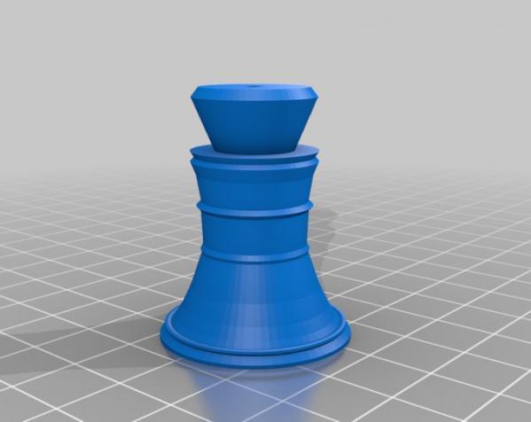 象棋 3D模型  图4