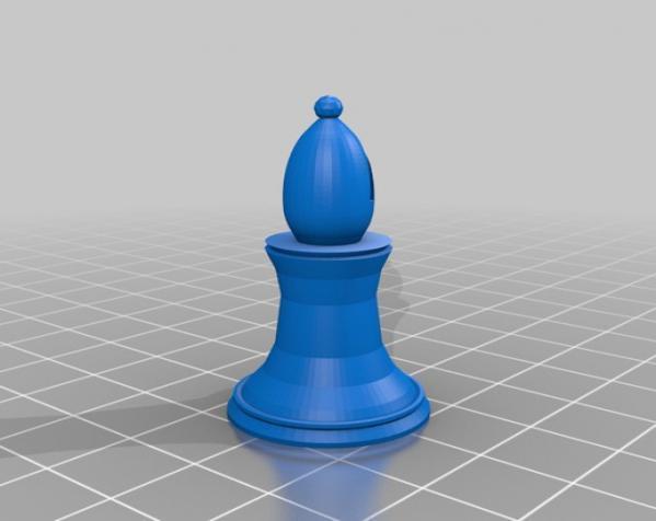 象棋 3D模型  图3
