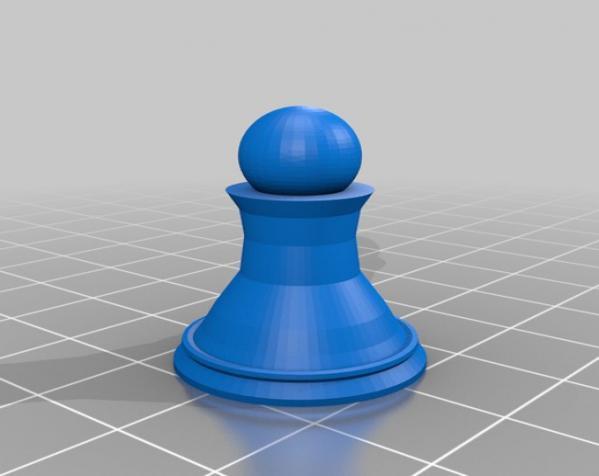 象棋 3D模型  图5