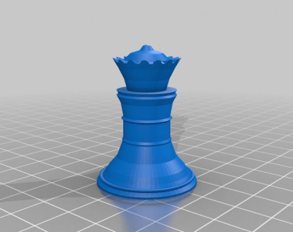 象棋 3D模型  图6