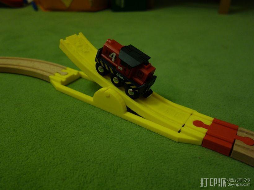 玩具火车坡道 3D模型  图6