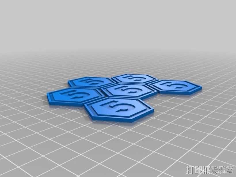 战争游戏基地 3D模型  图8