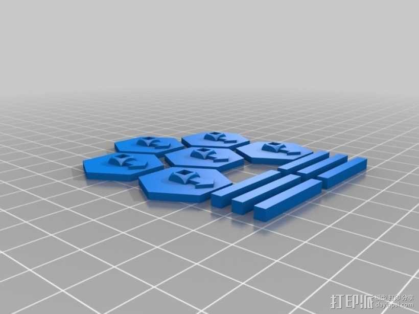 战争游戏基地 3D模型  图9