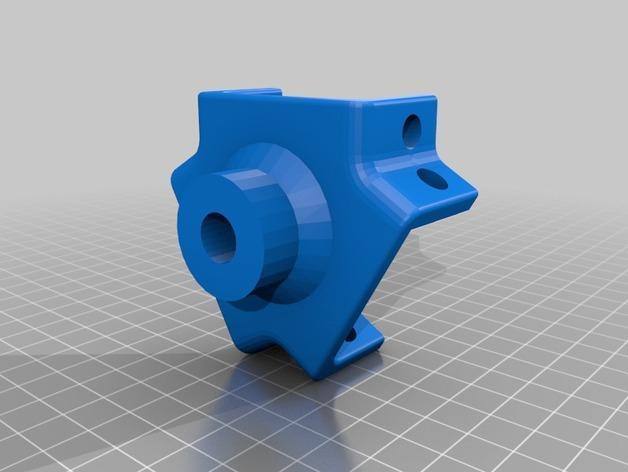 防滑差速器 3D模型  图7
