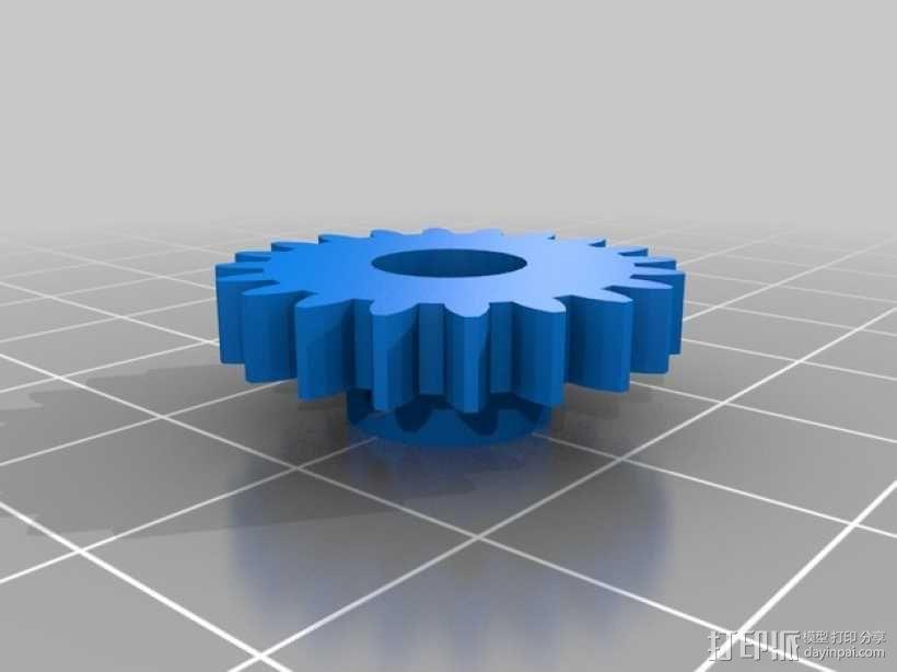 防滑差速器 3D模型  图8