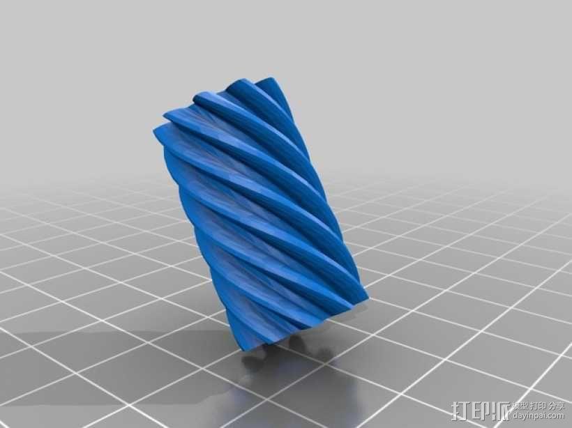 防滑差速器 3D模型  图11