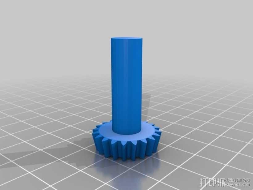 防滑差速器 3D模型  图13