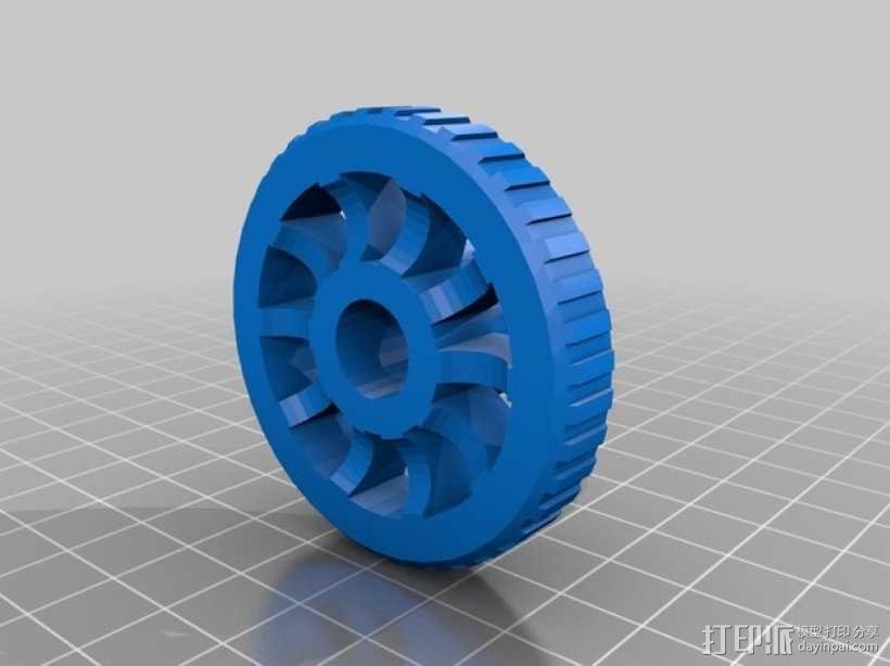 防滑差速器 3D模型  图12