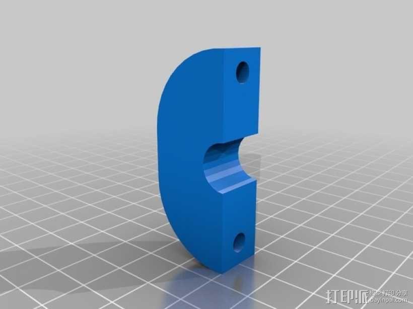 防滑差速器 3D模型  图16