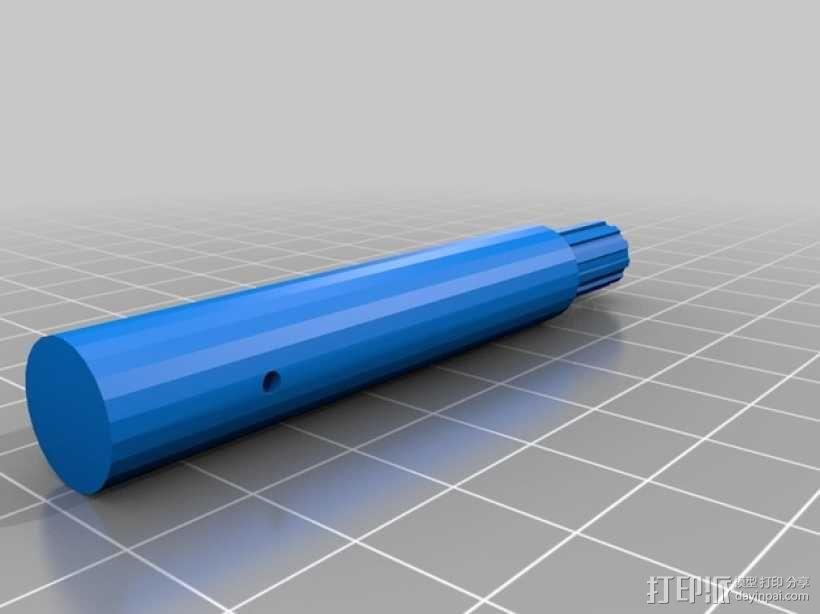 防滑差速器 3D模型  图17