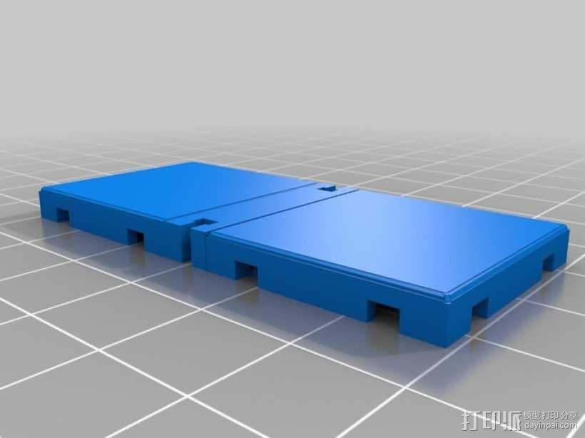 可定制的地牢地形图 3D模型  图22