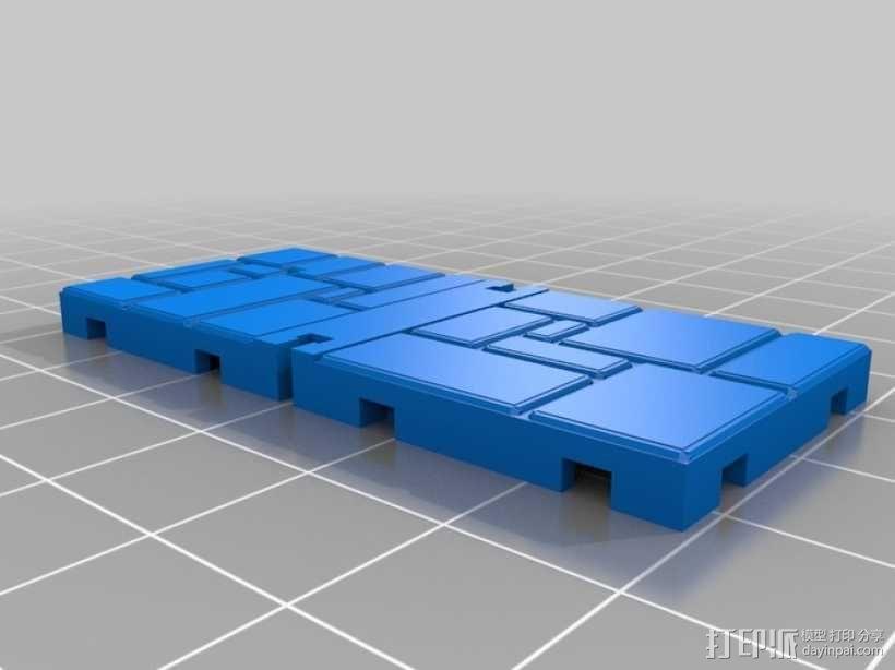 可定制的地牢地形图 3D模型  图28