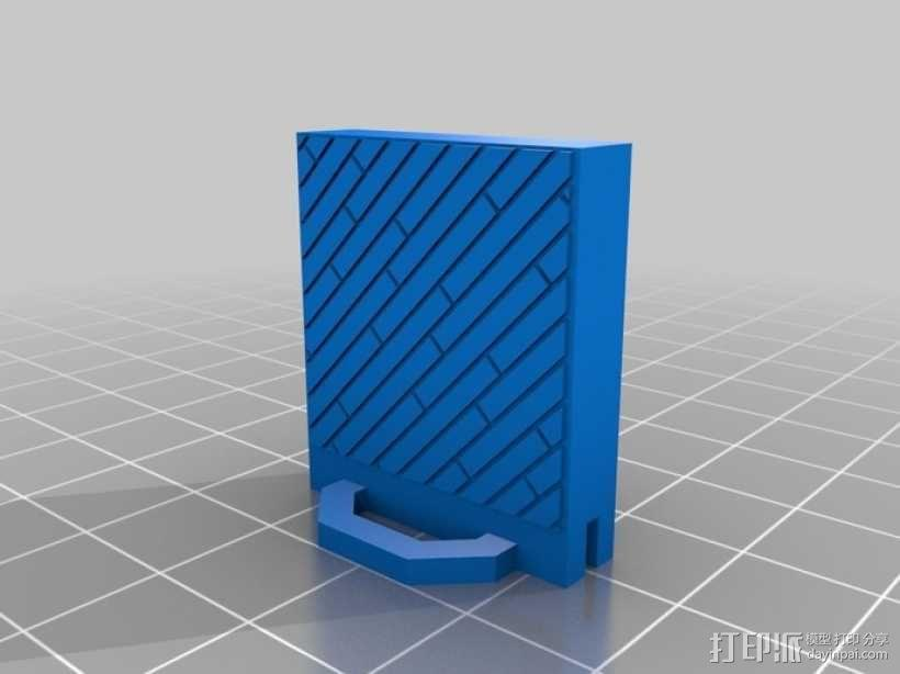 可定制的地牢地形图 3D模型  图56