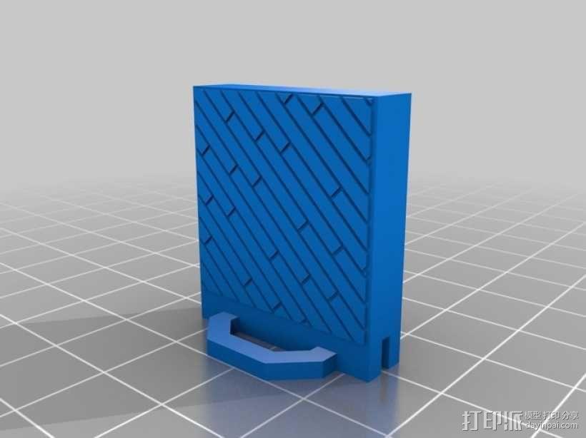 可定制的地牢地形图 3D模型  图57