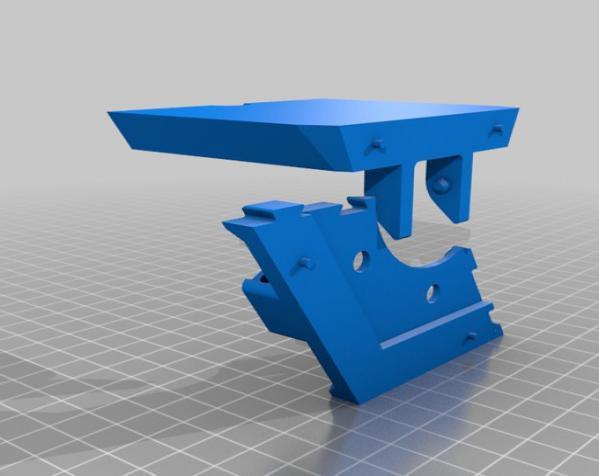 六边形储物箱 3D模型  图6