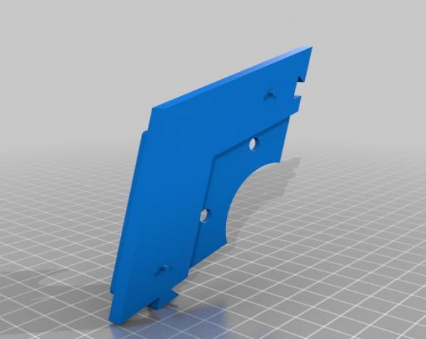 六边形储物箱 3D模型  图7