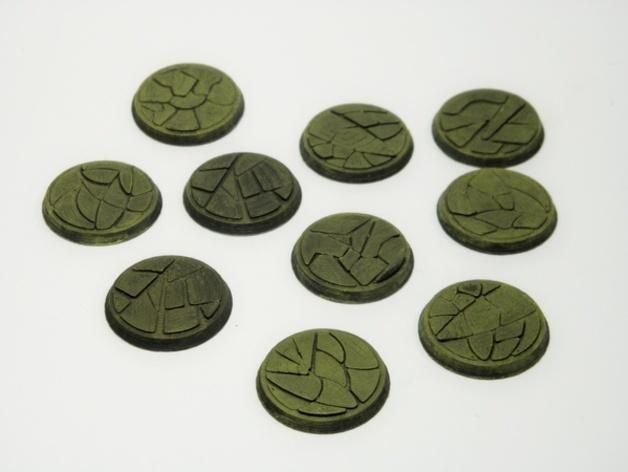 战争游戏基地 3D模型  图1
