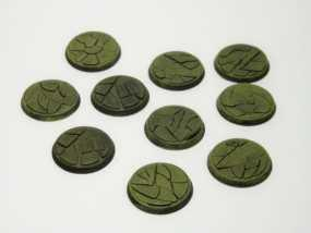 战争游戏基地 3D模型