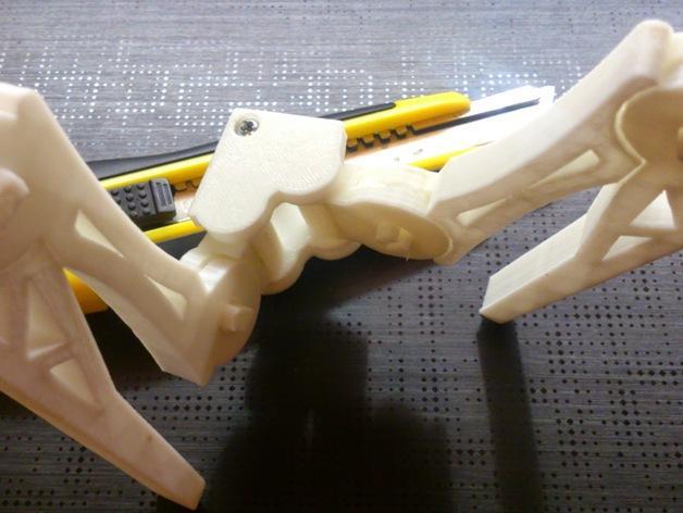 蜘蛛玩具 3D模型  图5