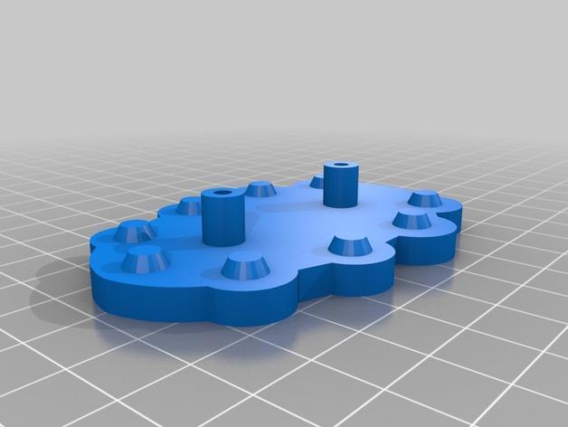 蜘蛛玩具 3D模型  图8