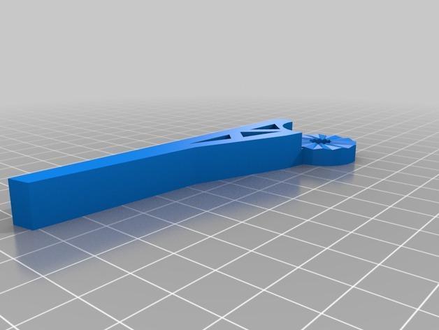 蜘蛛玩具 3D模型  图10