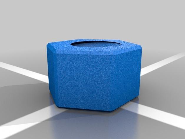 螺丝状储钱罐 3D模型  图4