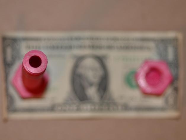 螺丝状储钱罐 3D模型  图7