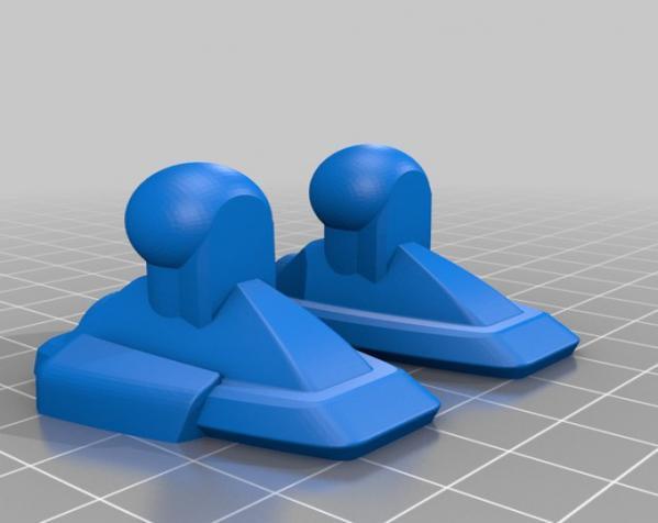 Vertex机器人 3D模型  图3
