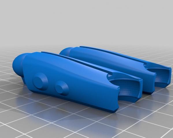 Vertex机器人 3D模型  图8