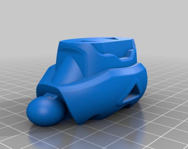 Vertex机器人 3D模型  图10