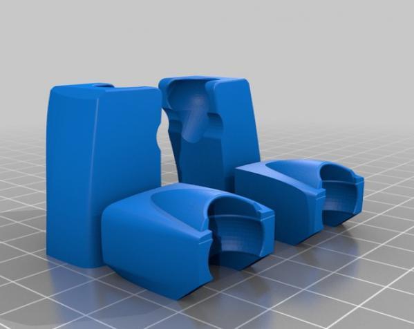 Vertex机器人 3D模型  图11