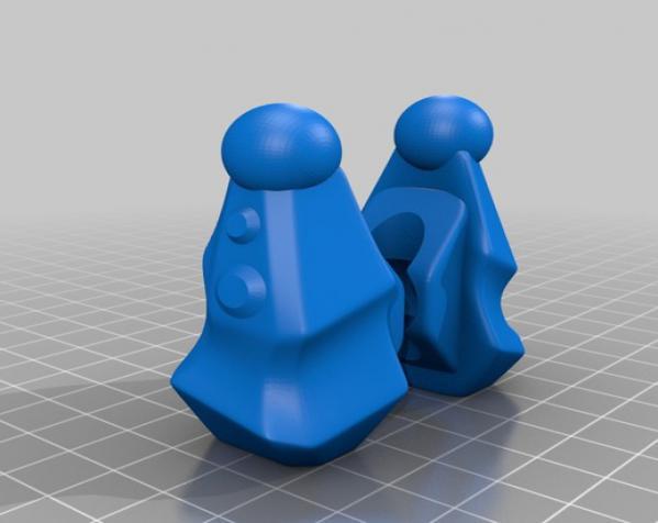 Vertex机器人 3D模型  图12