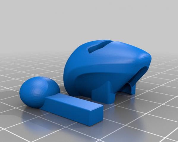 Vertex机器人 3D模型  图13