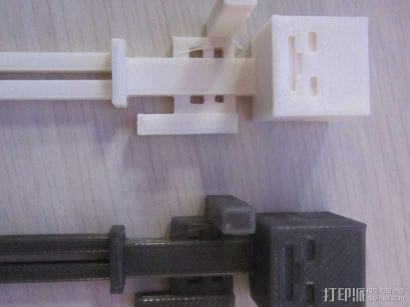 末影人骨架 3D模型  图1