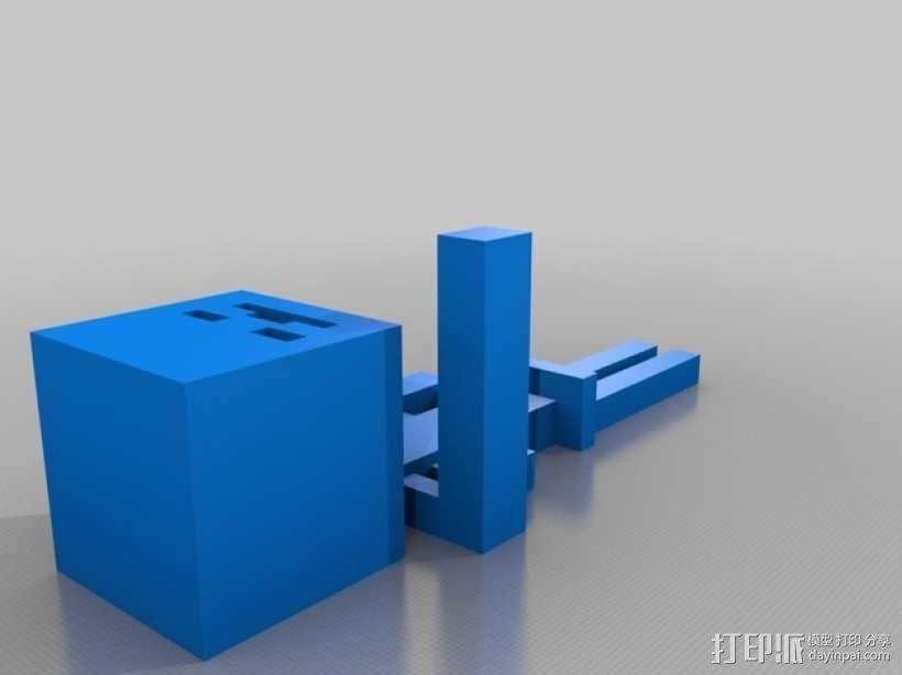 末影人骨架 3D模型  图5