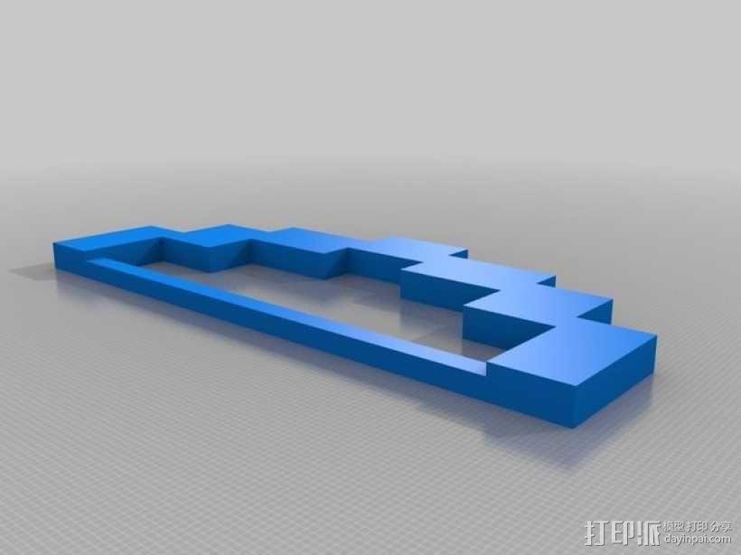 末影人骨架 3D模型  图7