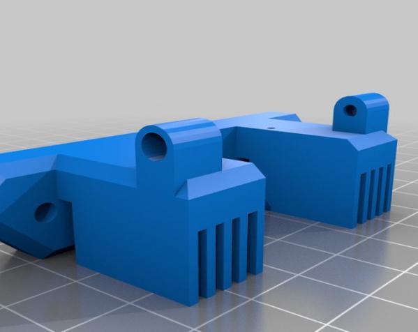 炮塔伺服系统 3D模型  图5