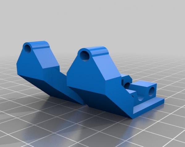 炮塔伺服系统 3D模型  图6