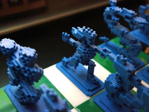 Archon模型 3D模型  图4