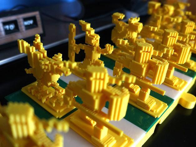 Archon模型 3D模型  图7