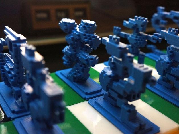 Archon模型 3D模型  图5
