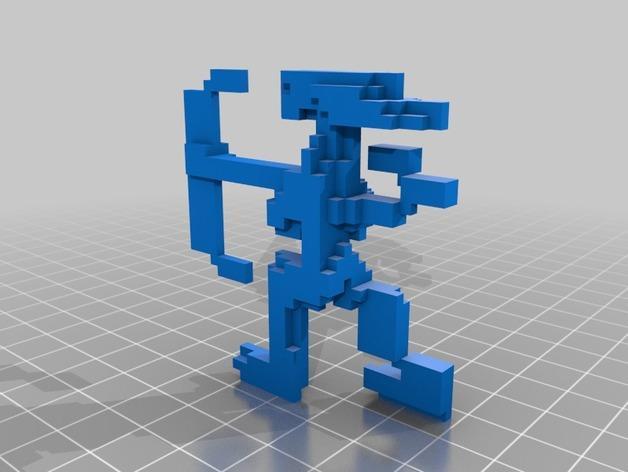Archon模型 3D模型  图11