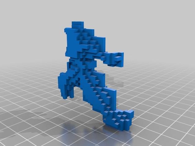 Archon模型 3D模型  图12