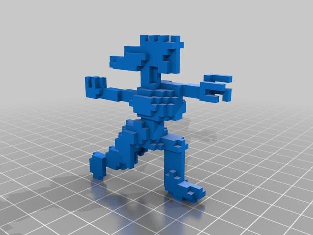 Archon模型 3D模型  图21